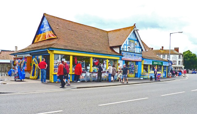 Retail Unit at Minehead