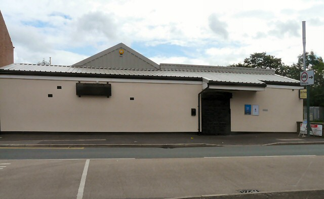 Newton Ward Conservative Club