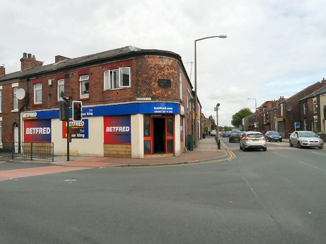 Corner of Bennett Street and Ashton Road