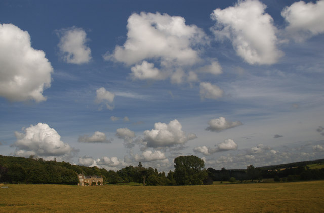 Clouds over Titsey