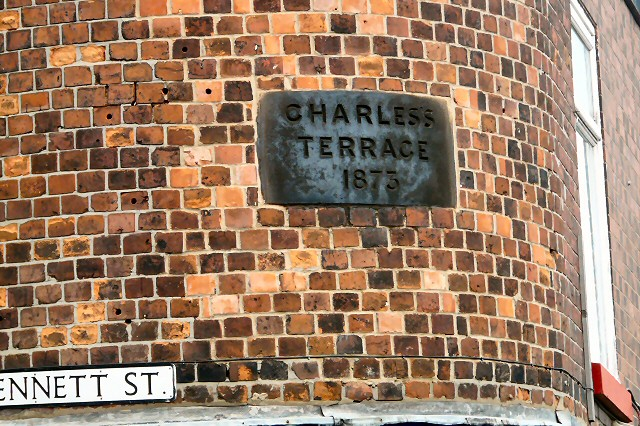 Charles's Terrace 1873