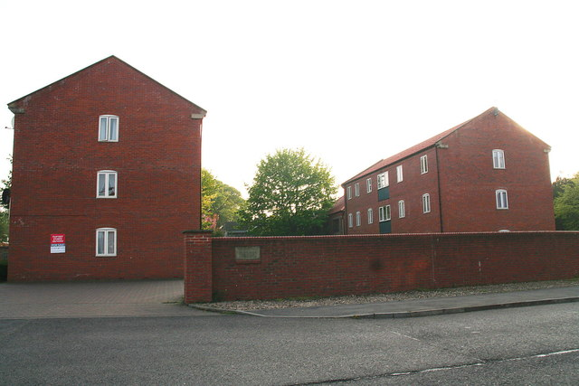 Louth Riverhead, Forlander Place