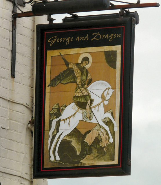 Sign of the George & Dragon