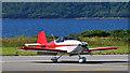 NM9035 : Aircraft at Oban Airport by The Carlisle Kid
