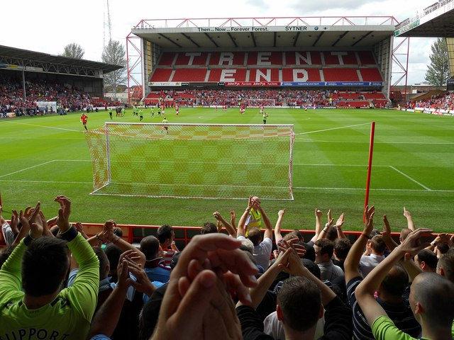 Nottingham-The City Ground