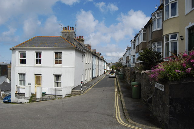 Trenwith Place, St Ives