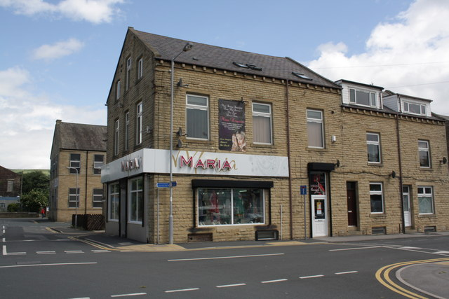MARIA Indian clothes shop, Bradford Street