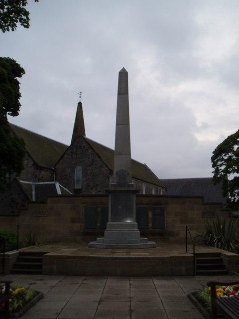 Leven War Memorial