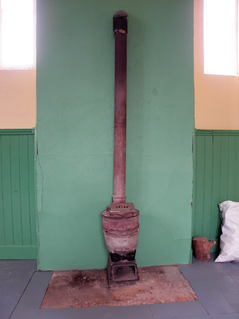 Stove, Corragilta National School, Shee