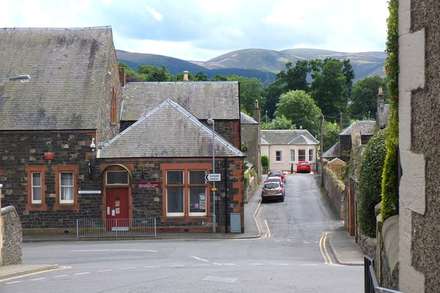 Walkershaugh, Peebles