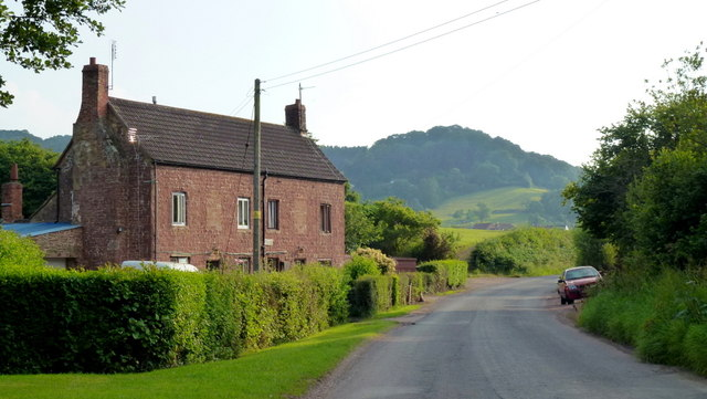 Old Hill Cottages