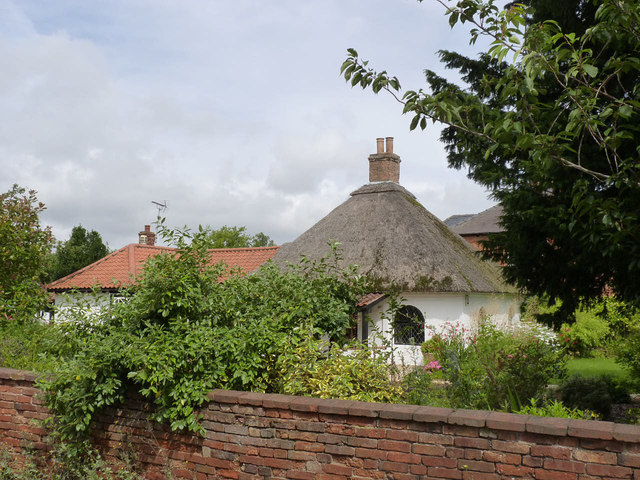 The Thatch Cottage, High Street