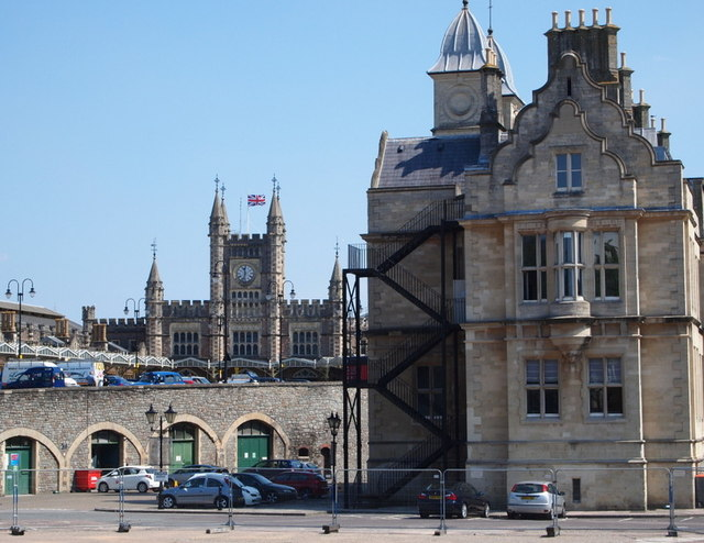 Temple Meads Area - BS2