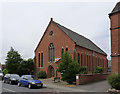 SK8361 : Collingham Methodist Church  by Alan Murray-Rust