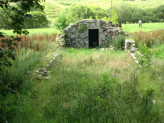 Ruins of Old Southdean Kirk