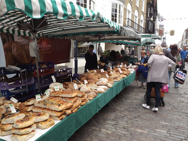 Farmers' Market, Guildford