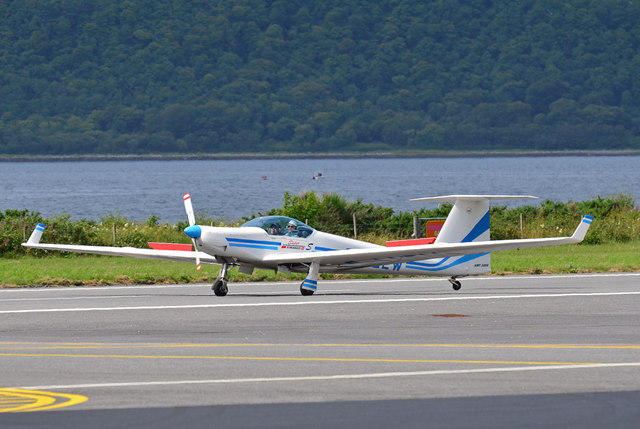 Aeromot at Oban Airport