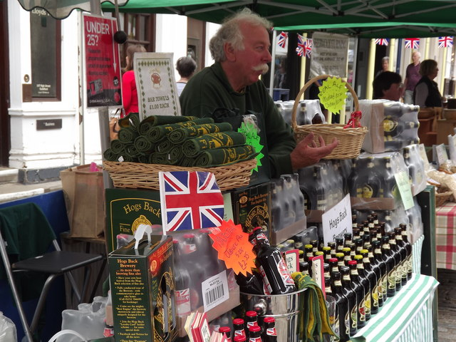 Guildford Farmers Market