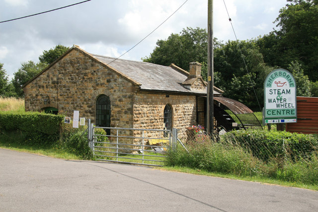 Sherborne Steam and Water Wheel Centre