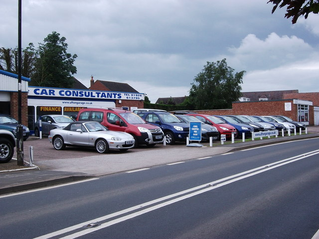 Car Consultants car sales at Ufton Garage