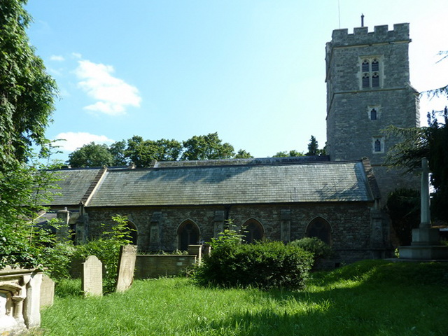 The Parish Church of St Leonard, Heston