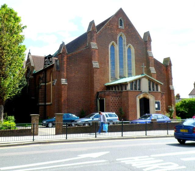 St Catherine, Neasden