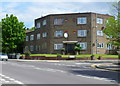 TQ2185 : Neasden Lane flats, Neasden by John Grayson