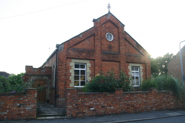 Old Chapel, Commercial Road Louth