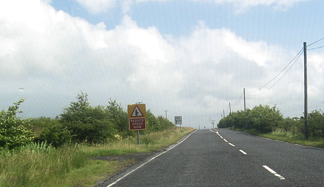 B784 junction at Hourat