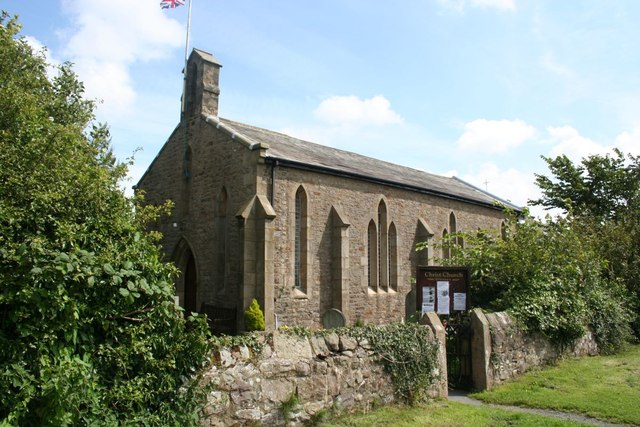 Christ Church, Glasson