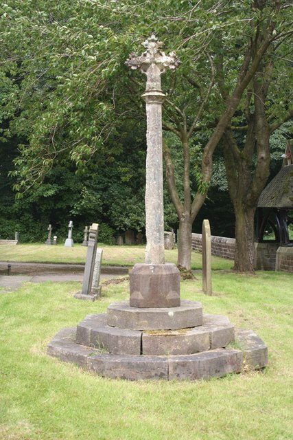 Cross, Thurnham church