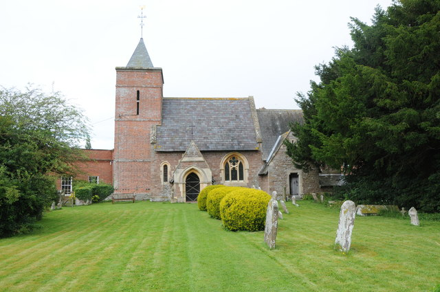 Canon Frome church