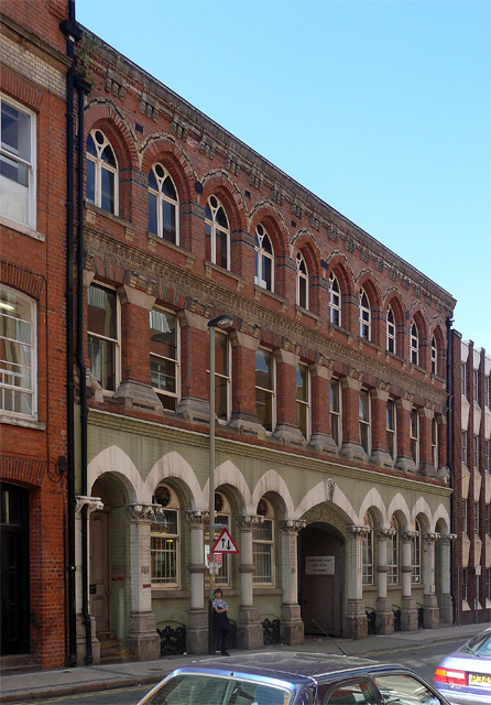 11-13 Wellington Street, Leicester