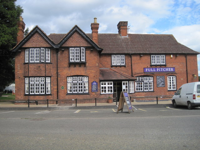 The Full Pitcher, Ledbury