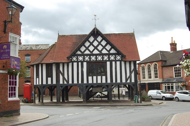 Newent Market Hall