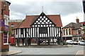 SO7225 : Newent Market Hall by Julian P Guffogg