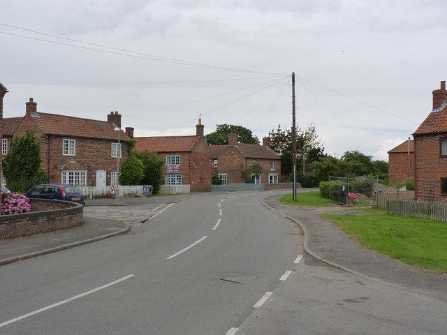 Low Street, Harby