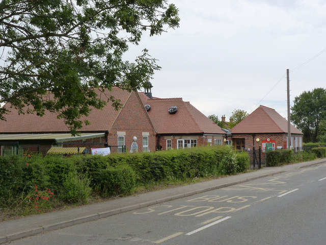 Queen Eleanor County Primary School