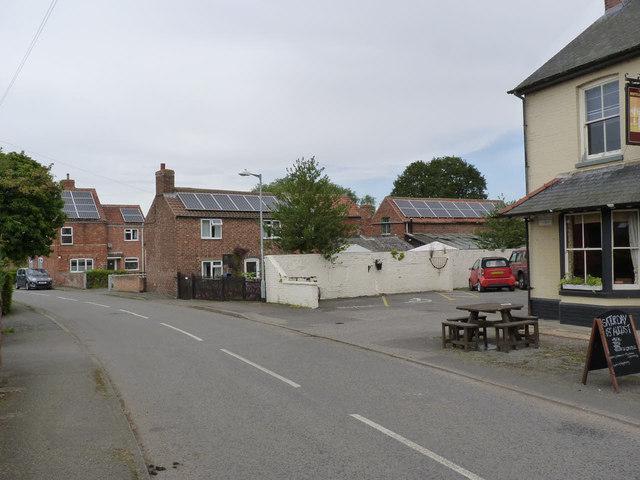 High Street, Harby