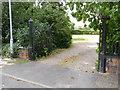 SK8770 : Vicarage gateway  by Alan Murray-Rust