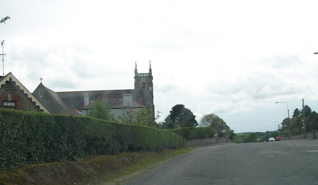 St Patrick's Catholic Church, Broomfield