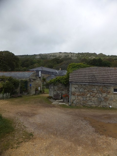Outbuildings at IOW Glass