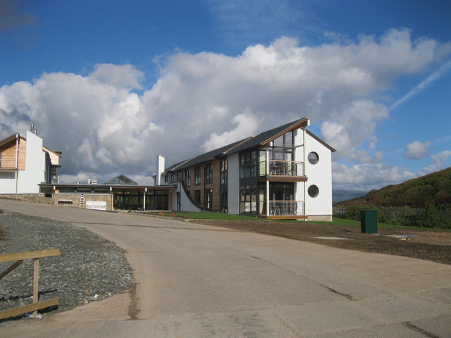 The Lodge, Portavadie Marina