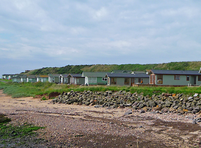 Holiday homes east of Crail