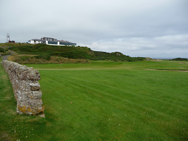 Balcomie Links