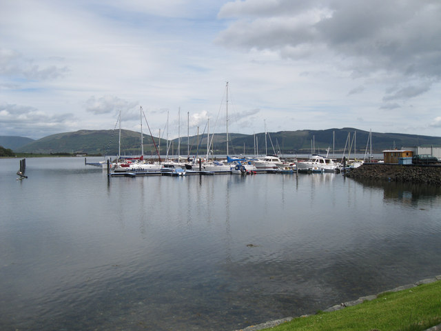 Port Bannatyne Marina