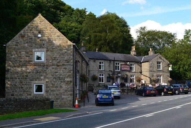 """The Ladybower Inn"""