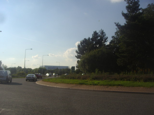 Kingston Roundabout, Wavendon