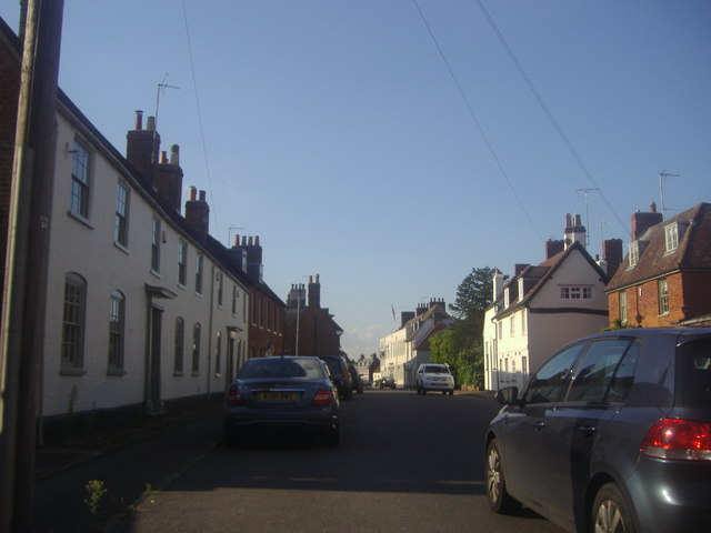 George Street, Woburn