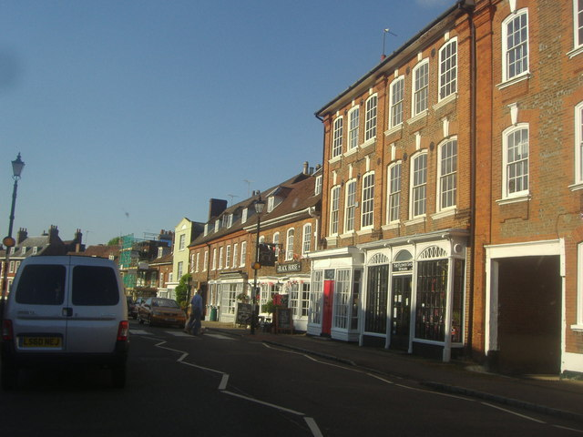 High Street Woburn